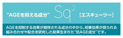 """""""抗AGE成分Sq2"""""""