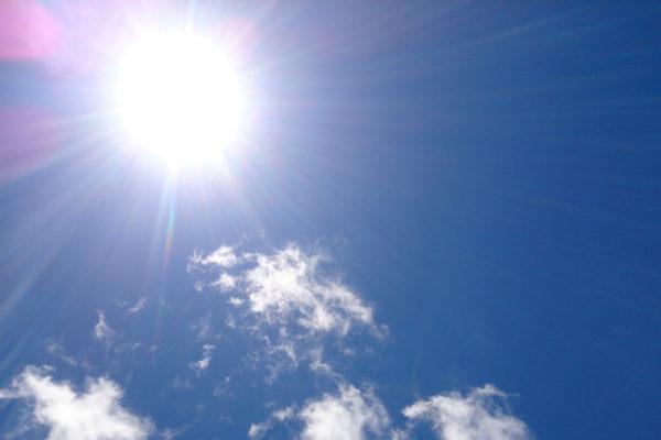 紫外線対策していますか?
