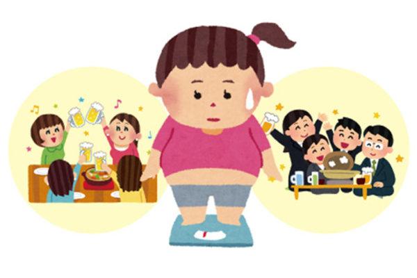 体重増量の季節です!